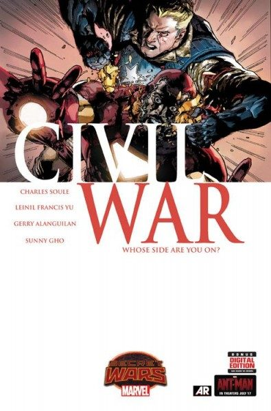 Secret Wars - Civil War Hardcover