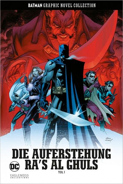 Batman Graphic Novel Collection 57 - Die Auferstehung Ra's al Ghuls, Teil I Cover