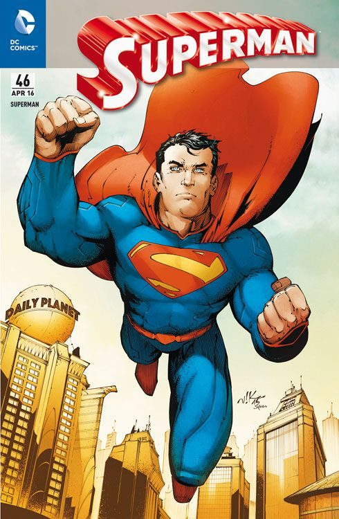 Superman 46 Leipziger Buchmesse 2016...