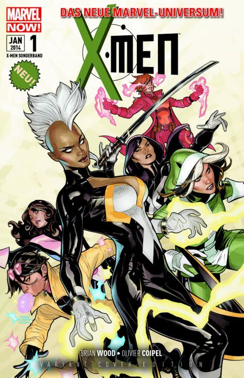 X-Men Sonderband 1 Variant