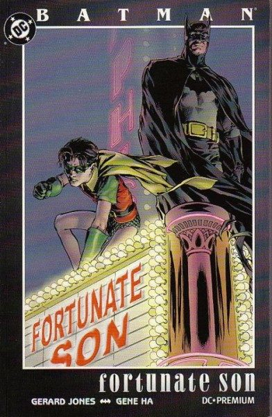 DC Premium 10 - Batman - Fortunate Son