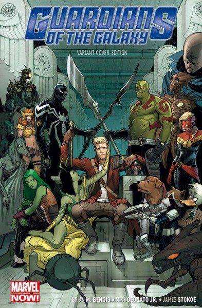 Guardians of the Galaxy 8 - Leipziger Buchmesse 2016