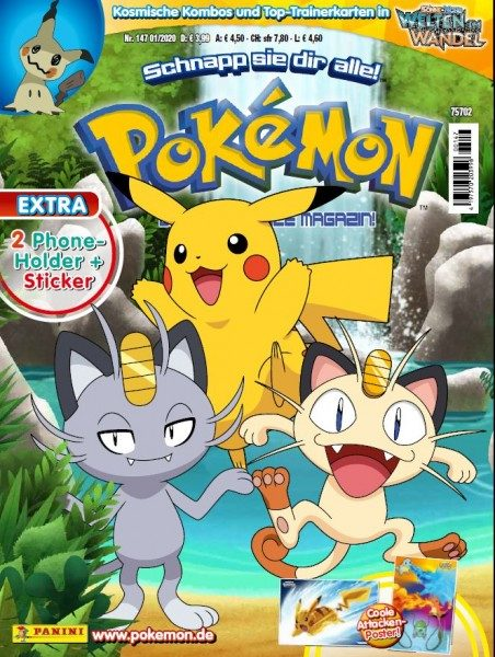 Pokémon Magazin 147 Cover