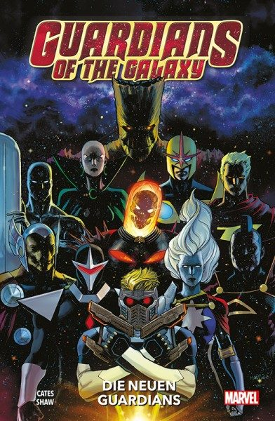 Guardians of the Galaxy 1: Die neuen Guardians Cover