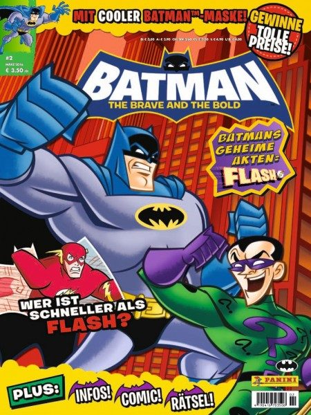 Batman - The Brave and the Bold 2