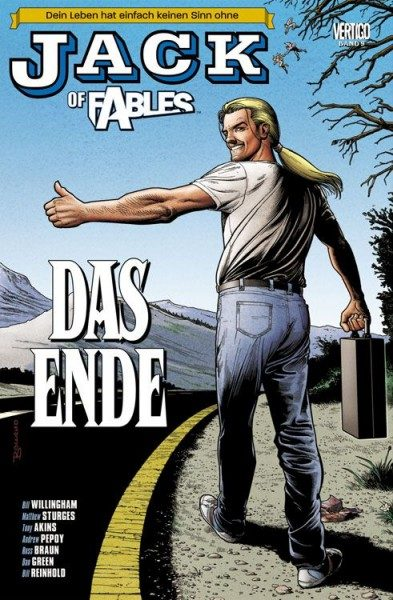 Jack of Fables 9 - Das Ende