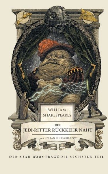 William Shakespeares Star Wars - Die Rückkehr der Jedi Ritter