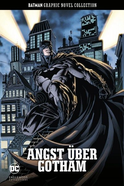 Batman Graphic Novel Collection 28: Angst über Gotham Cover