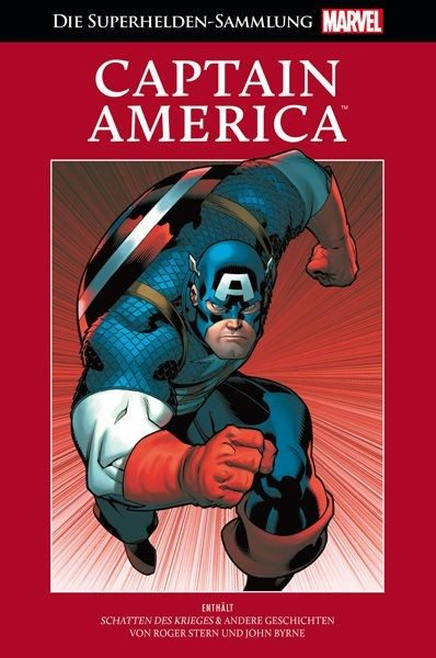 Die Marvel Superhelden Sammlung 7 - Captain America