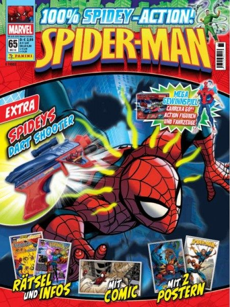 Spider-Man Magazin 65