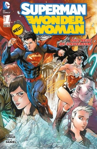Superman/Wonder Woman 1