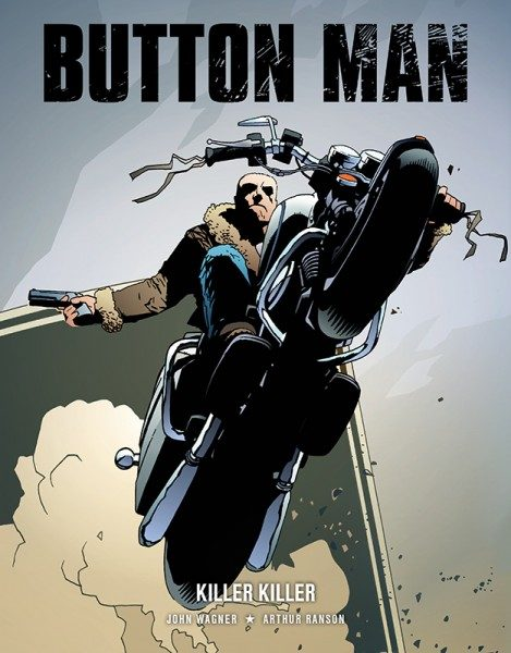 Button Man 3 Cover