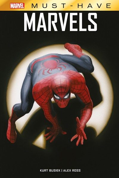 Marvel Must-Have - Marvels Cover