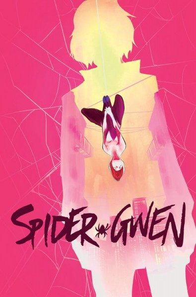 Spider-Gwen 4 - Kingpin Cover
