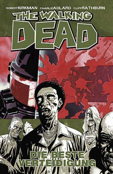 The Walking Dead 5: Die beste Verteidigung Cover