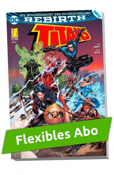 Flexibles Abo - Titans