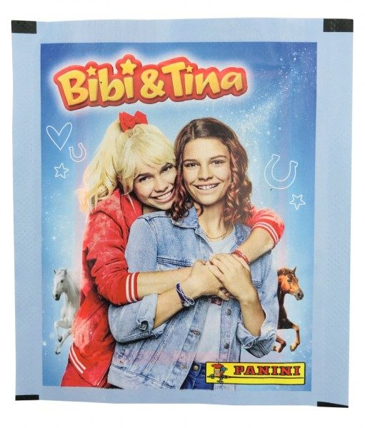 Bibi & Tina - Sticker - Tüte Frontal