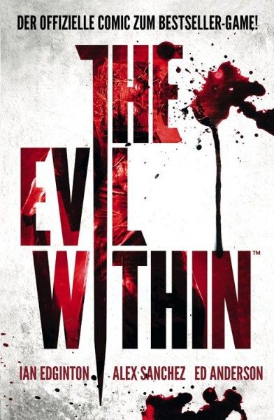 The Evil Within - Comic zum Game