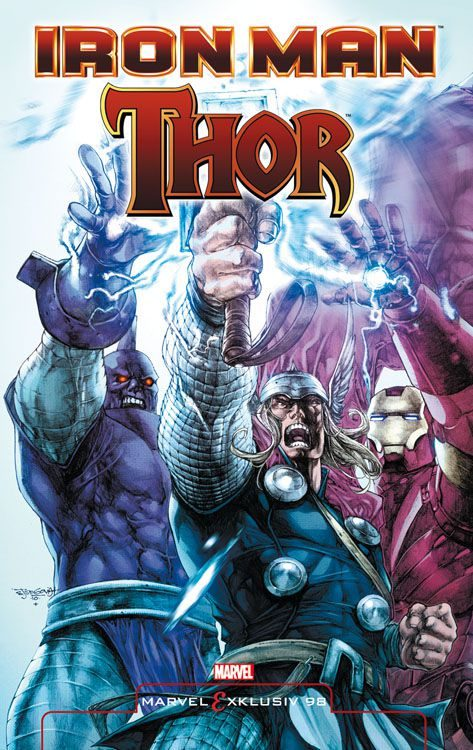 Marvel Exklusiv 98 - Iron Man/Thor