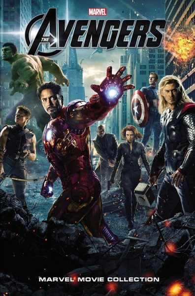 Marvel Movie Collection: The Avengers Cover