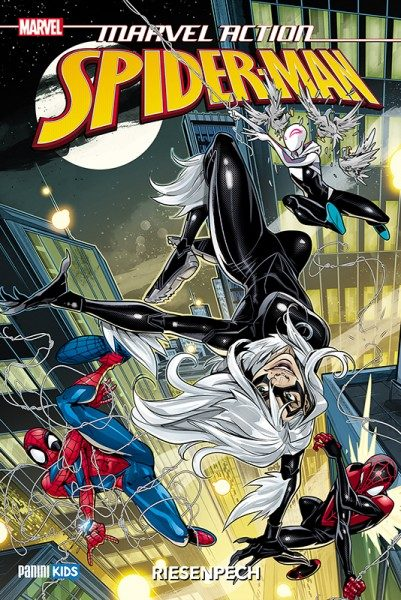 Marvel Action - Spider-Man 3 Cover