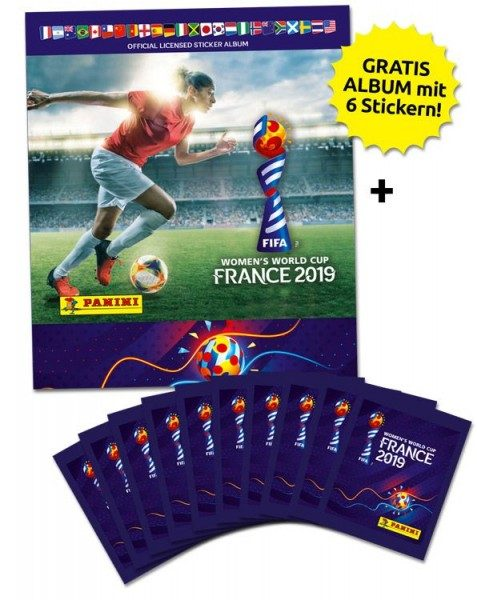 FIFA Women's World Cup 2019 – Schnupperbundle
