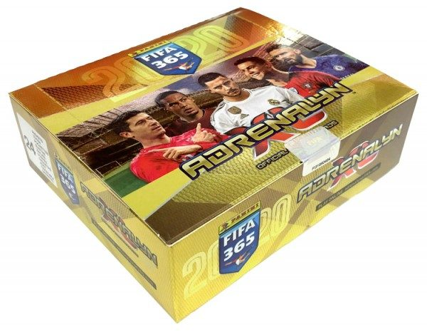 Panini FIFA 365 Adrenalyn XL 2020 Kollektion – Box