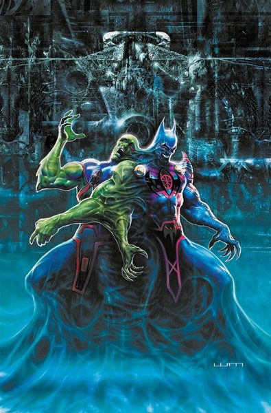Justice League 31 Variant Cover