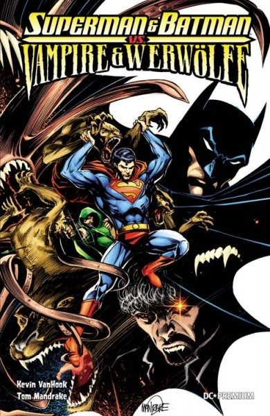 DC Premium 67 - Batman & Superman vs. Vampire & Werwölfe Hardcover