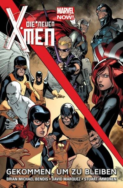 Marvel Now! - Die neuen X-Men 2