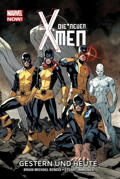 Marvel Now! - Die neuen X-Men 1