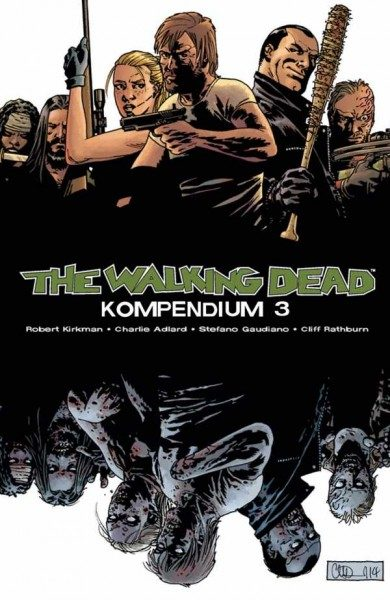 The Walking Dead: Kompendium 3 Cover