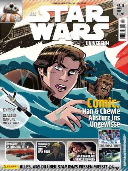 Star Wars Universum 16