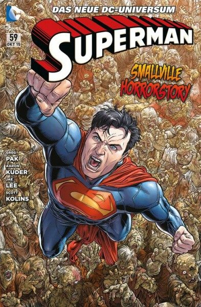 Superman Sonderband 59 - Smallville-Horror