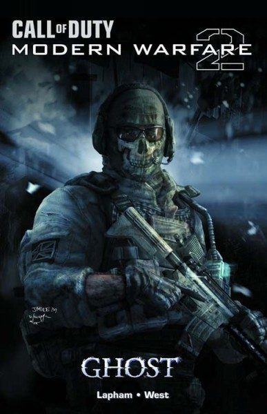 Call of Duty - Modern Warfare 2 - Ghost