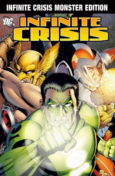 Infinite Crisis Monster Edition 3
