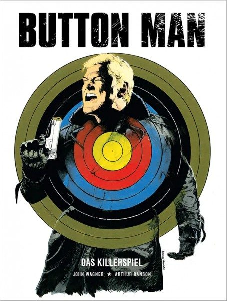 Button Man 1 - Das Killerspiel Cover