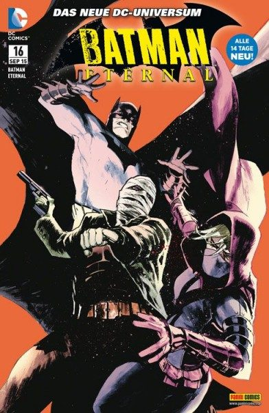 Batman Eternal 16