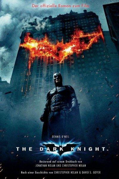 The Dark Knight - Roman zum Film