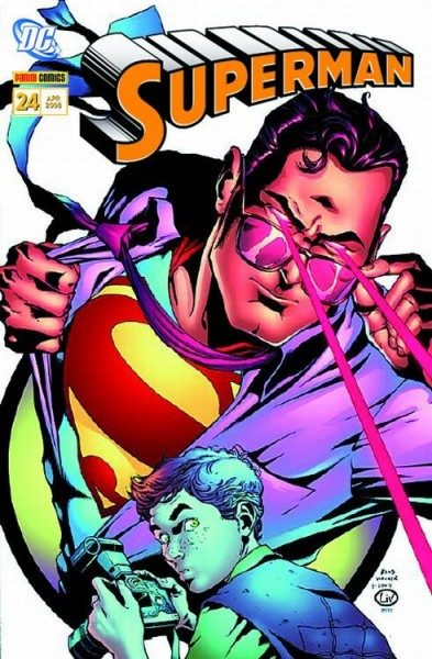 Superman Sonderband 24 - Jimmy