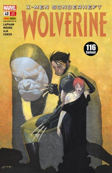 X-Men Sonderheft 40 - Wolverine