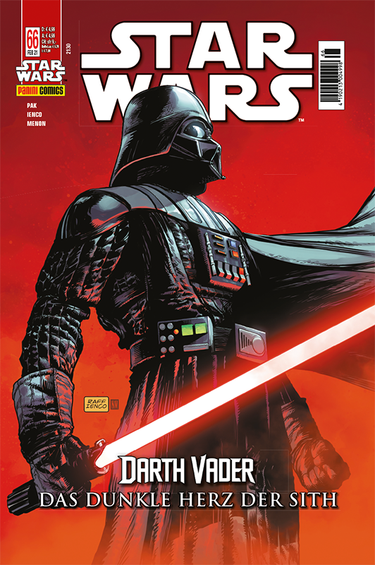Star Wars 66 - Darth Vader - Das...