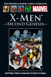 Hachette Marvel Collection 64 - X-Men - Second Genesis