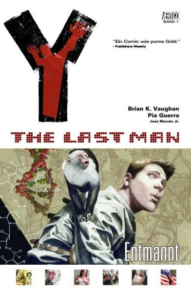 Y - The Last Man 1 - Entmannt