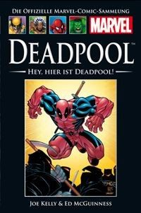 Hachette Marvel Collection 14 - Deadpool - Hey, hier ist Deadpool!