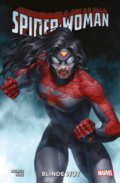 Spider-Woman 2 Cover