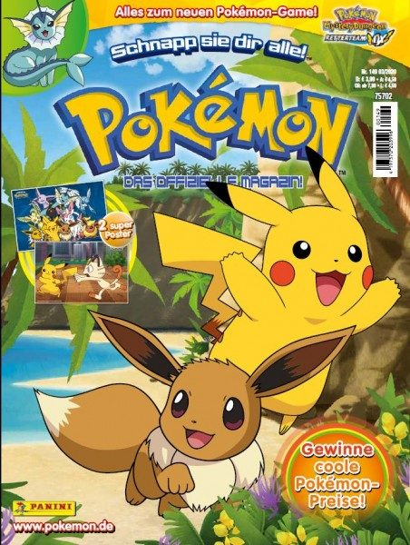 Pokémon Magazin 149 Cover