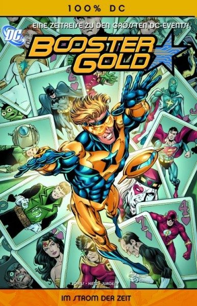100% DC 16 - Booster Gold 1