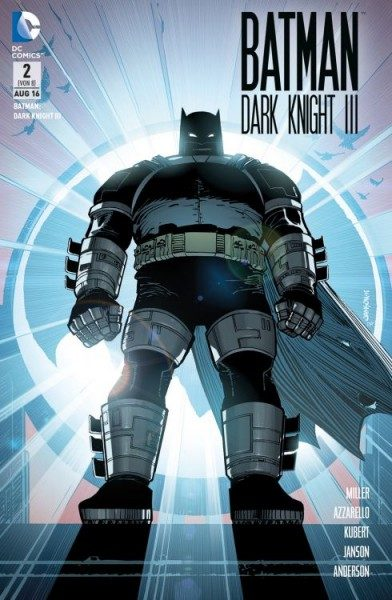Batman - Dark Knight III 2