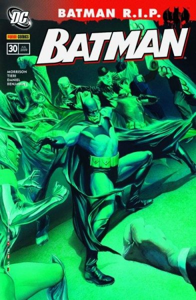 Batman 30 (2007) Variant